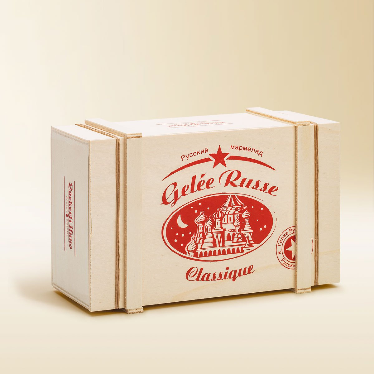 Gelée Russe Classique in a gift pack 900g