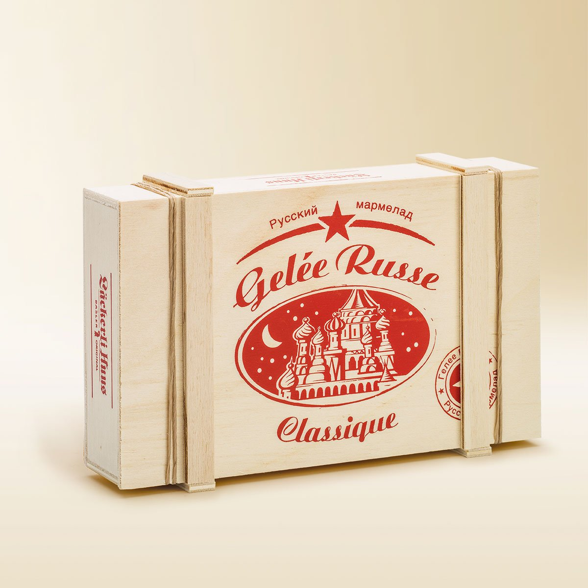 Gelée Russe Classique in a gift pack 450g