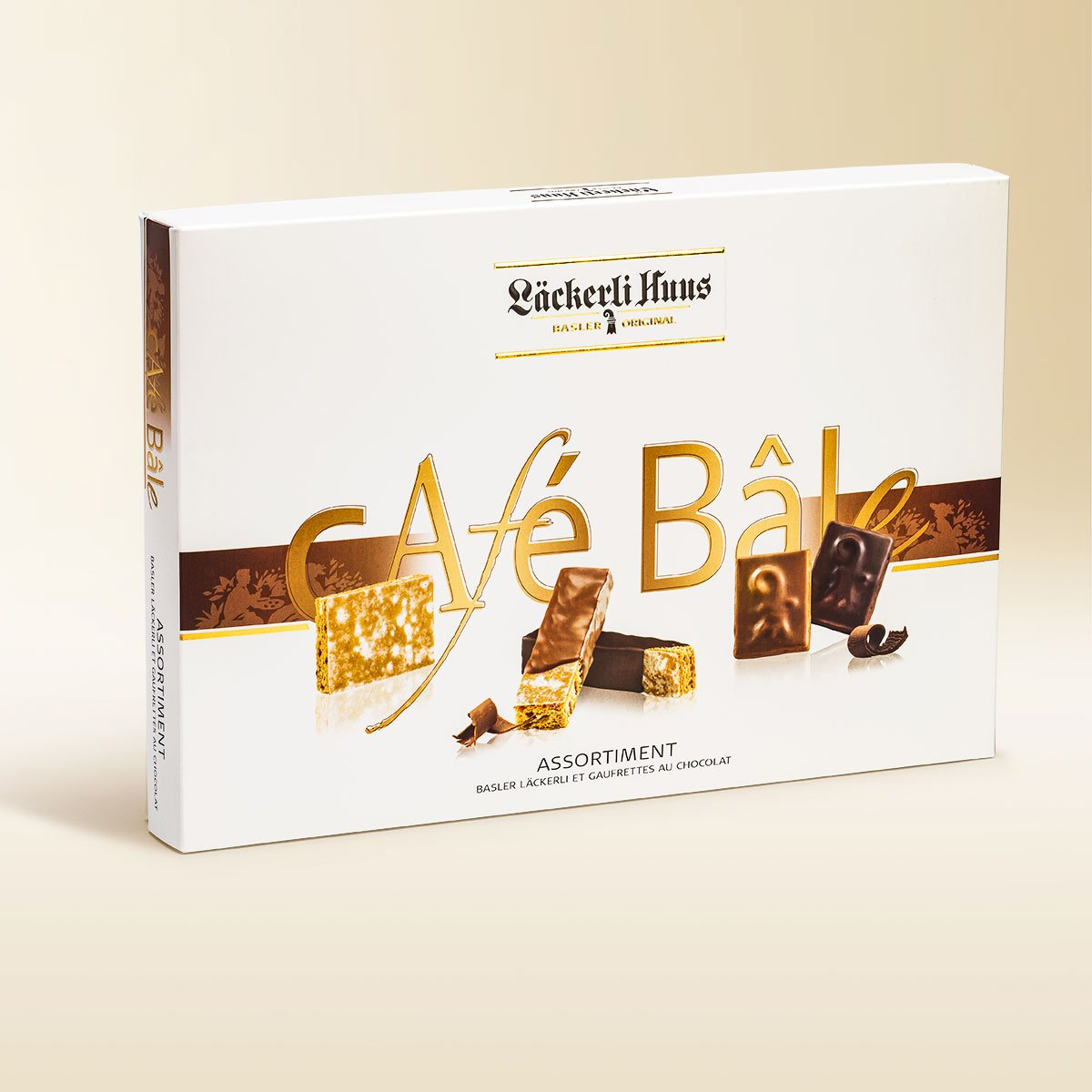 Café Bâle assortment 530g