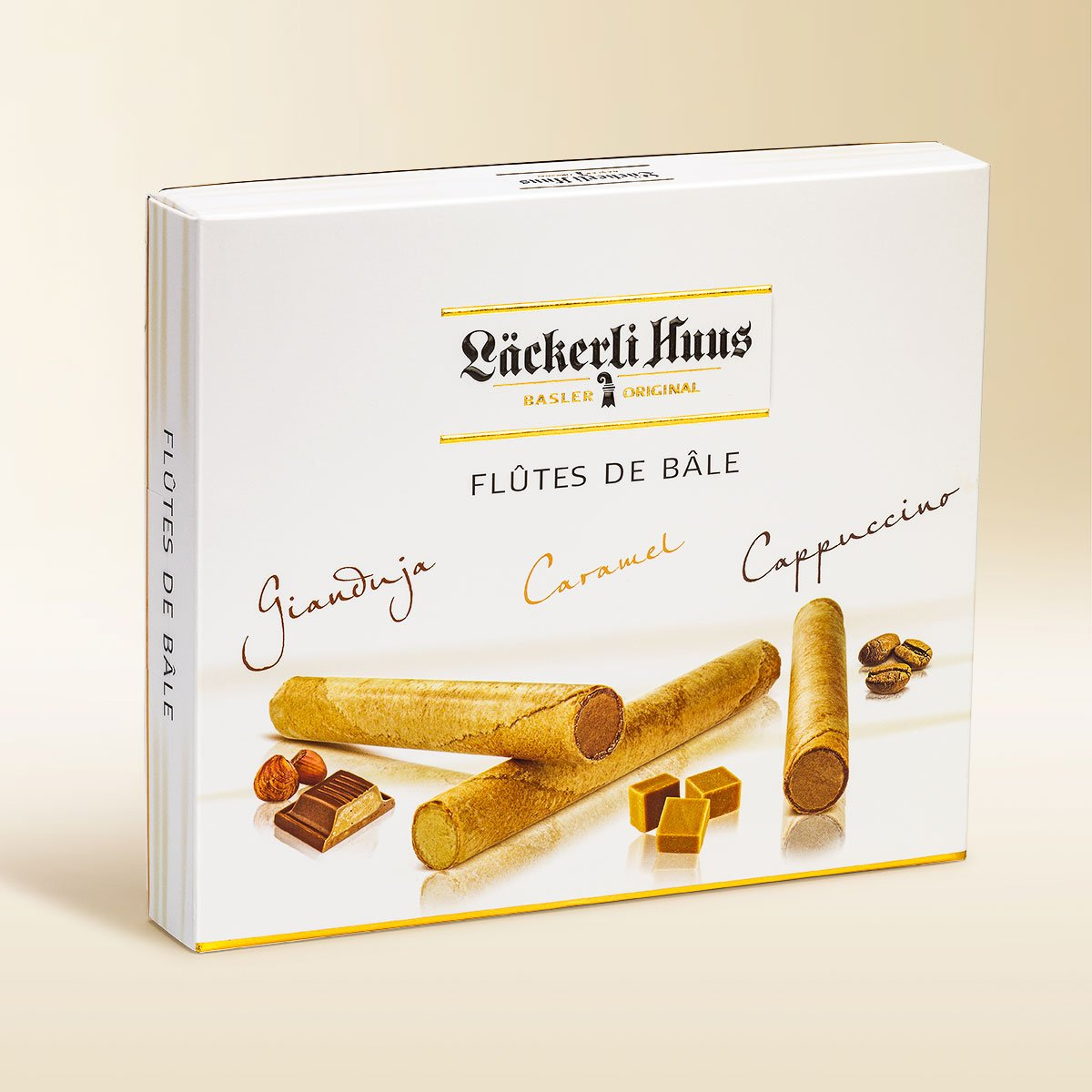 Flûtes de Bâle assortment 275g