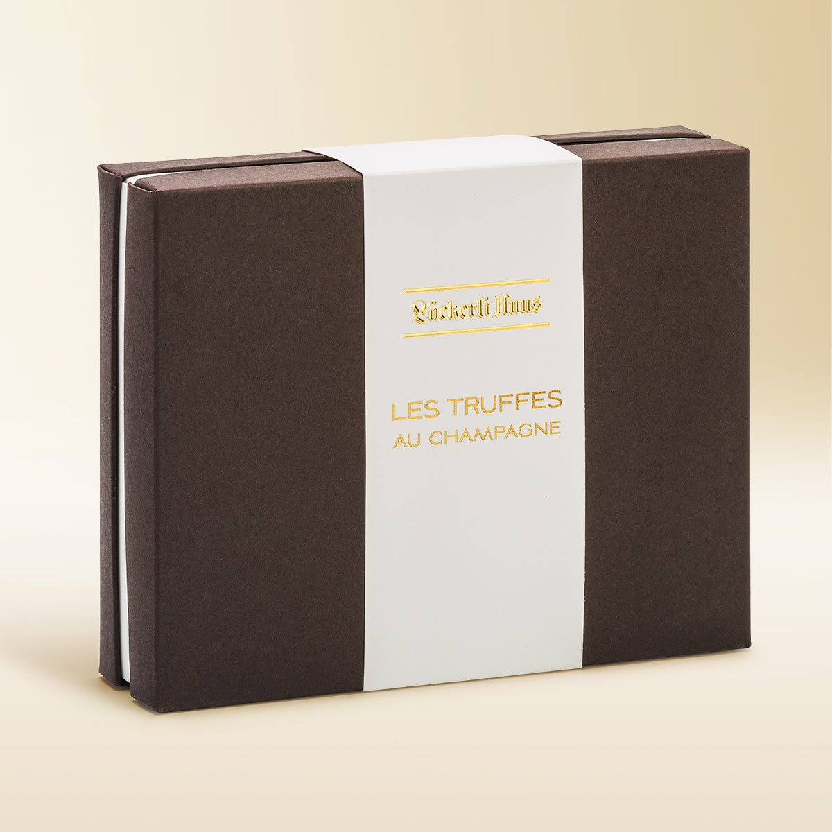 Les Truffes au Champagne Geschenkpackung 150g