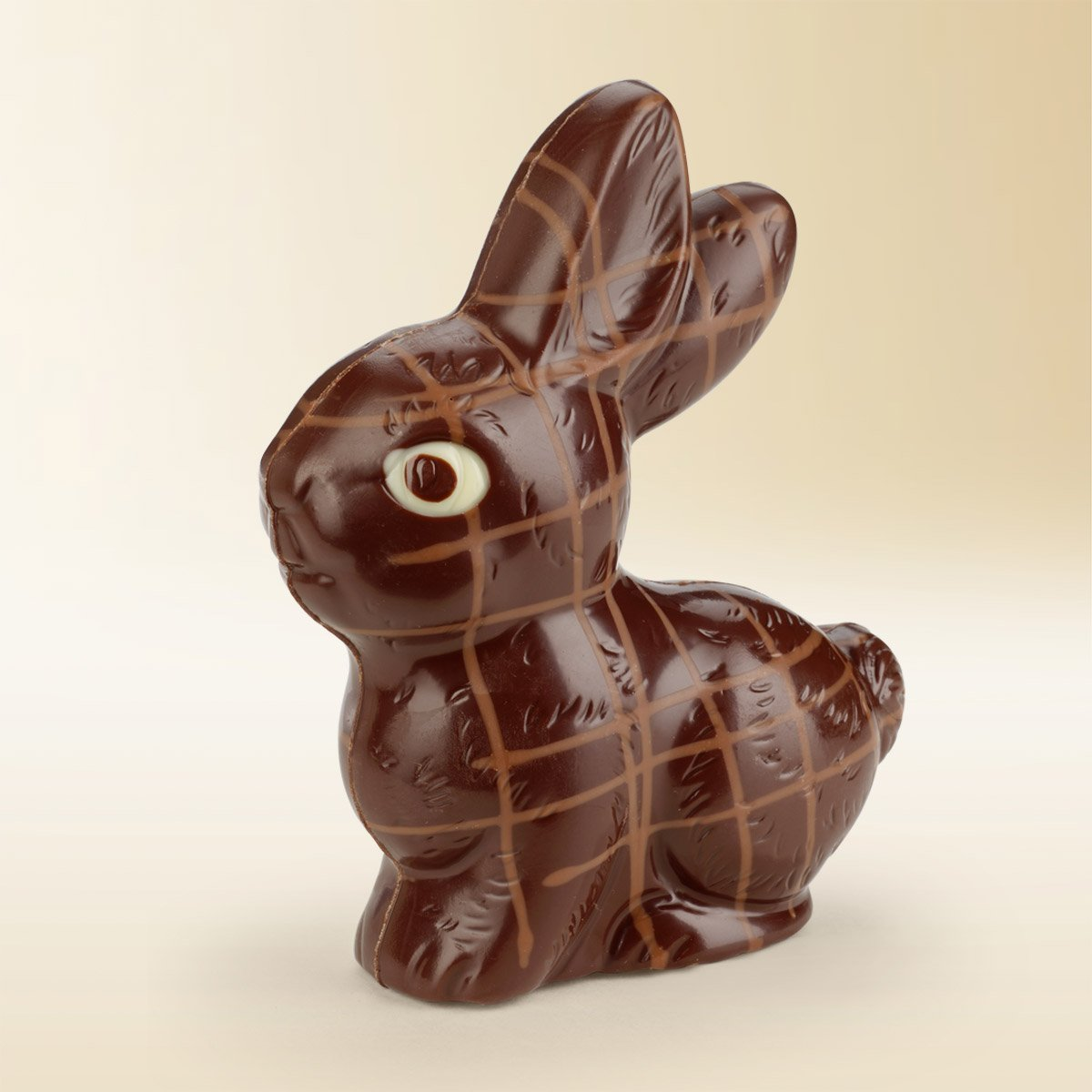 Chocolate bunny Blacky 100g