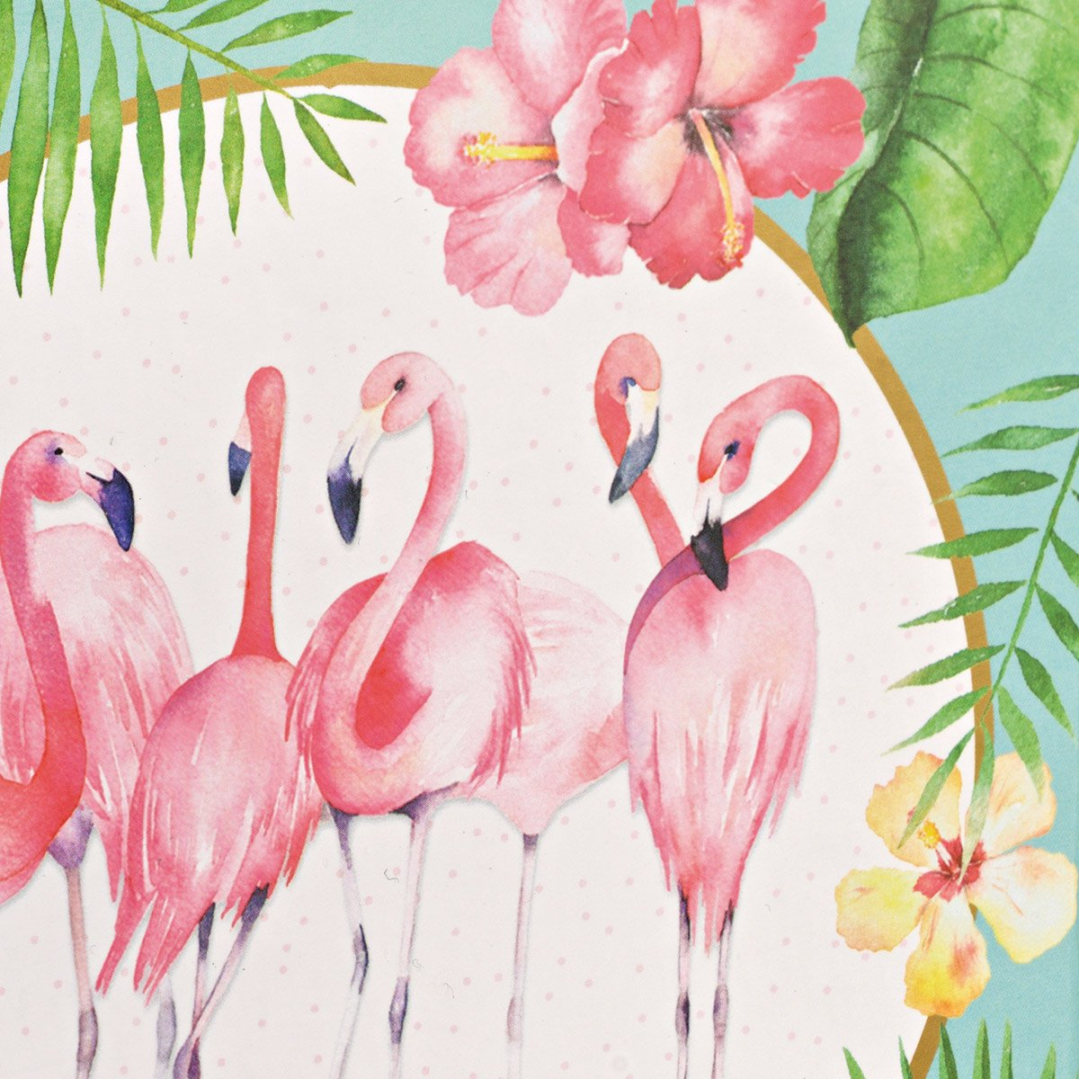 Flamingo gift box 440g