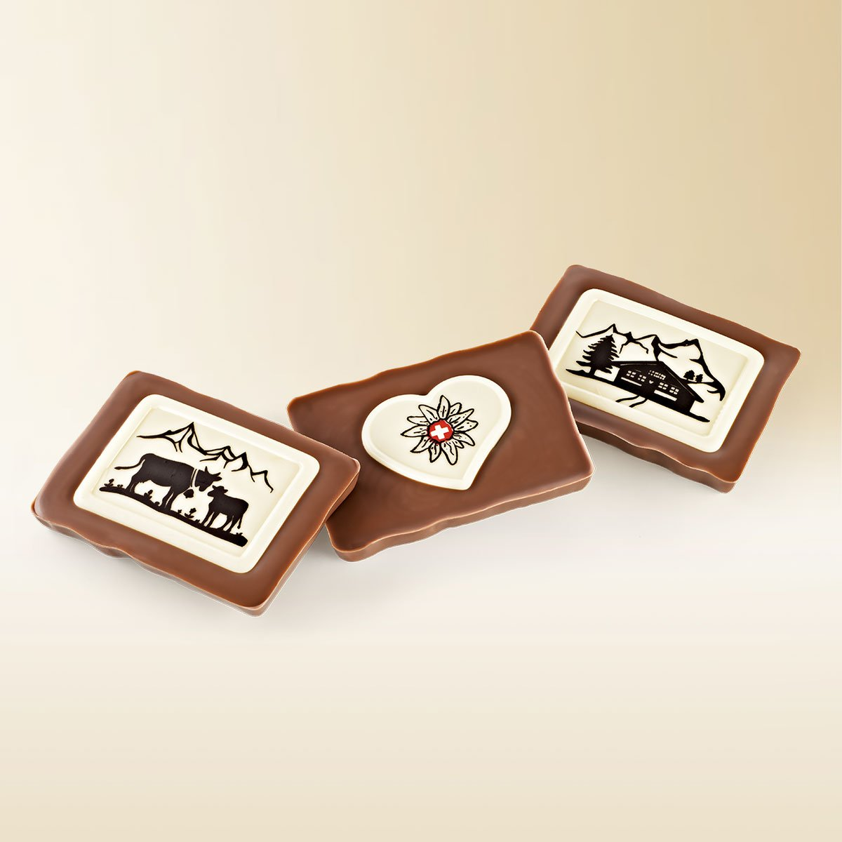 Le chocolat mini – Suisse Edition 200g