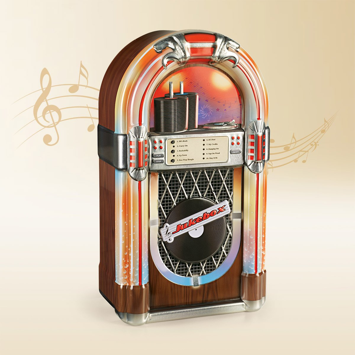 Jukebox tin 755g