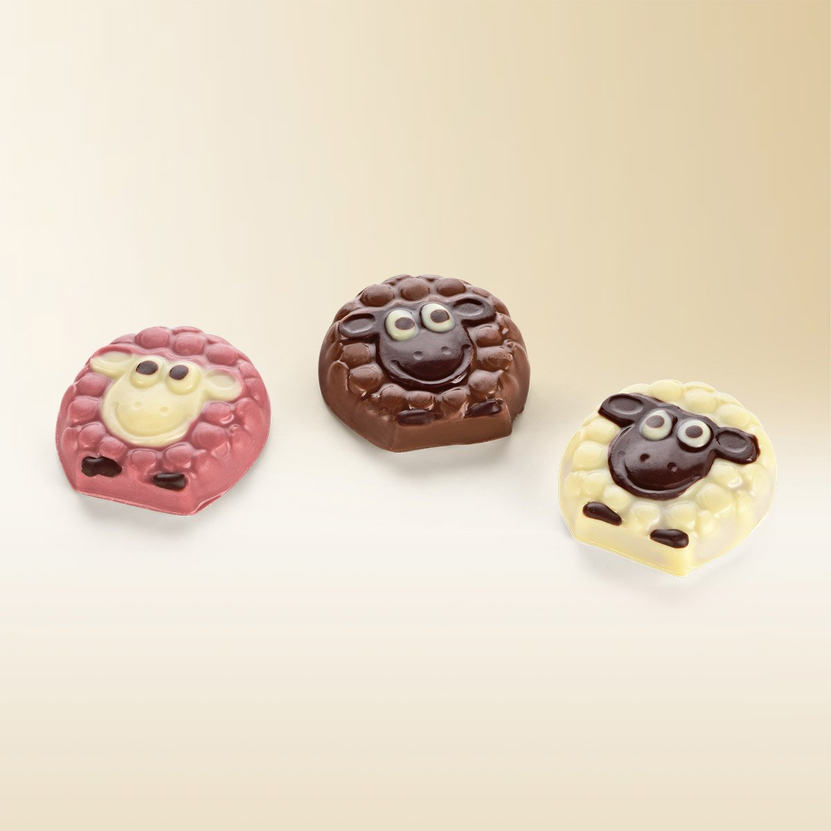Les petits moutons Molly, Wolly et Dolly 100g