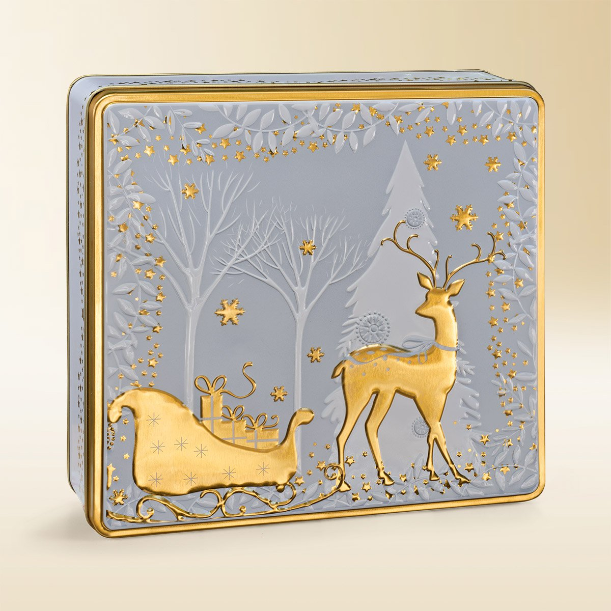 Golden sledge tin 740g
