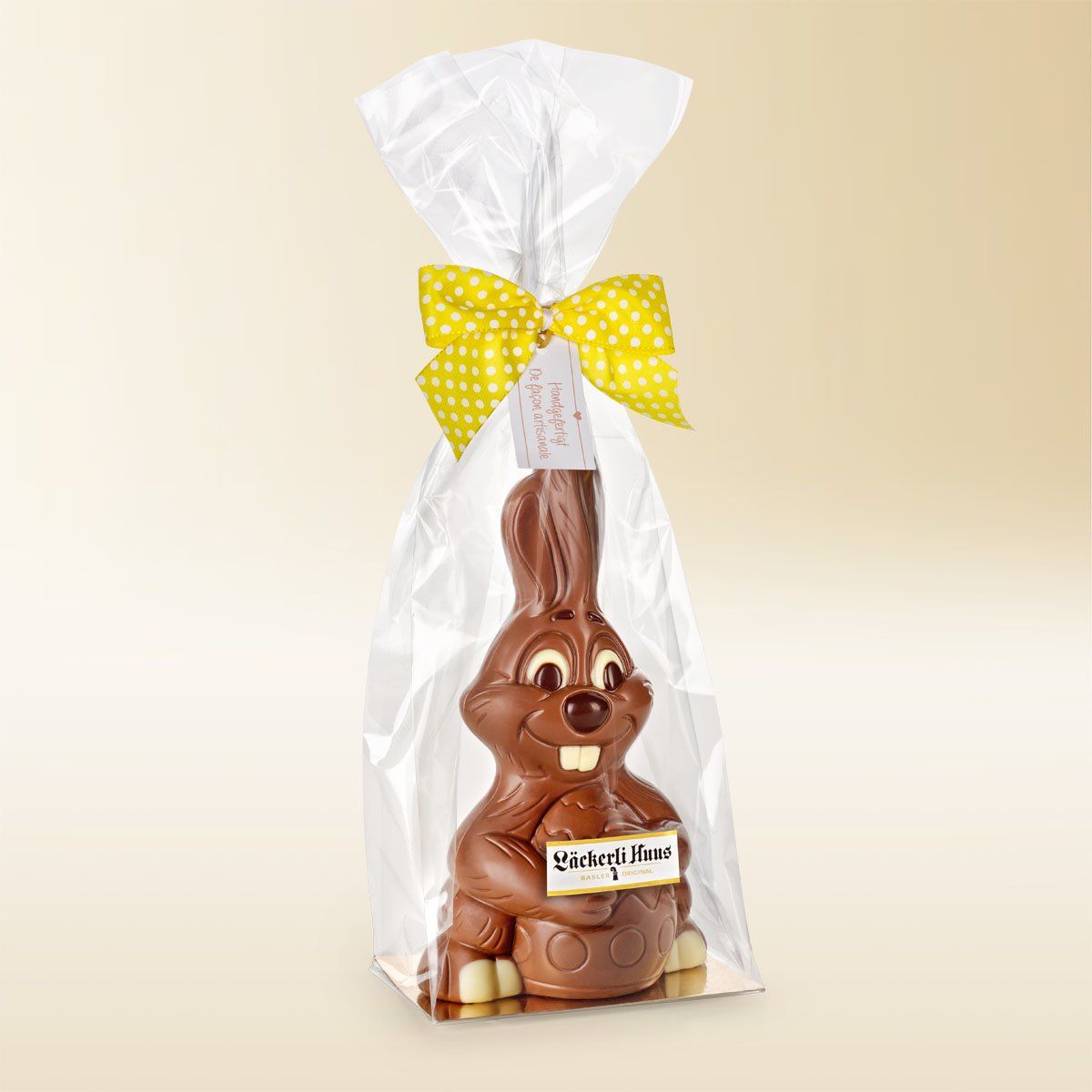 Chocolate Bunny Lucky Junior 200g