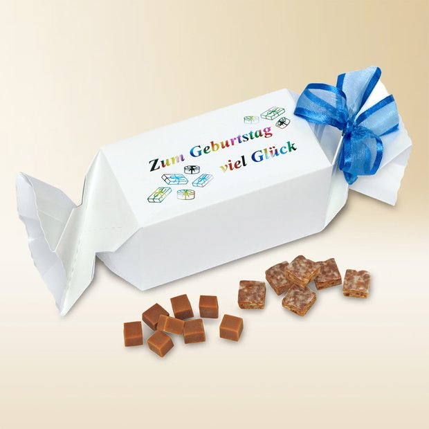 """Zum Geburtstag"" goodie bag assortment 180g"