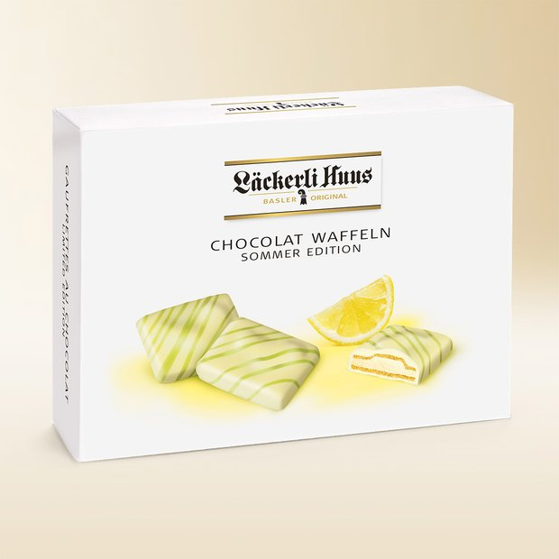 Chocolate wafers Citron summer edition, 195g