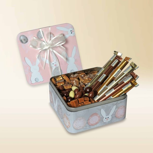 Boîte «Lapin pastel», Assortiment, 440g