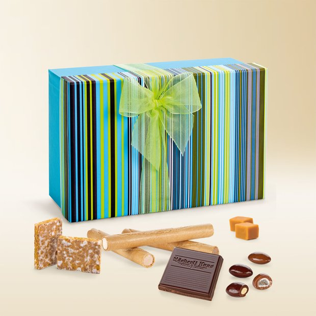 """Stripes"" gift box 865g"