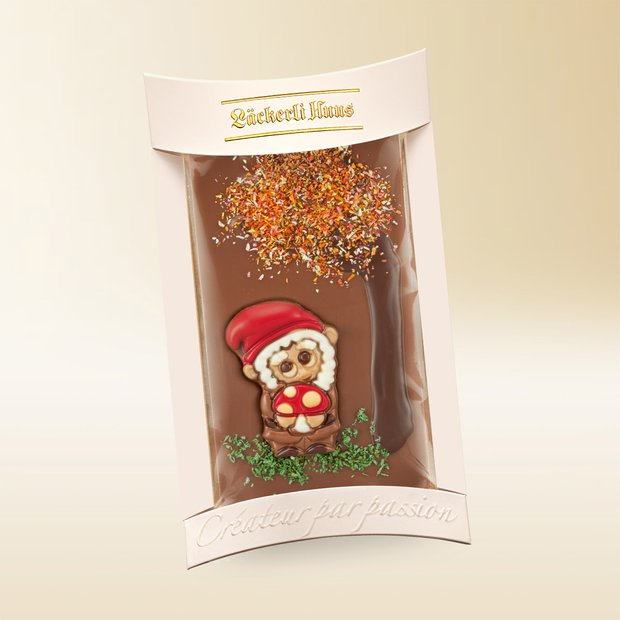 Milk chocolate gnome 100g