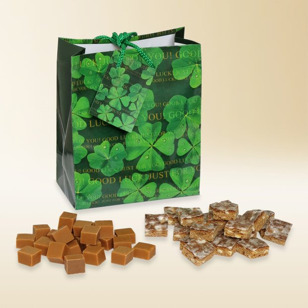 Four-leaf clover gift bag 180g