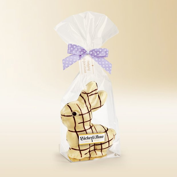 Chocolate bunny Whity 100g