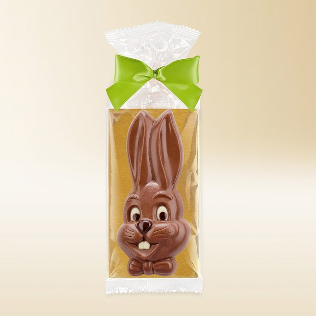 Chocolate bunny hazelnut lait 100g