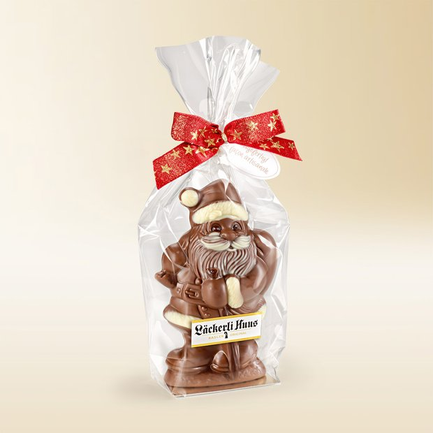 Chocolate Santa Claus 85g