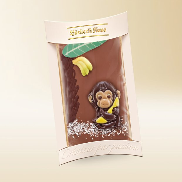 Chocolat Jungle 100g