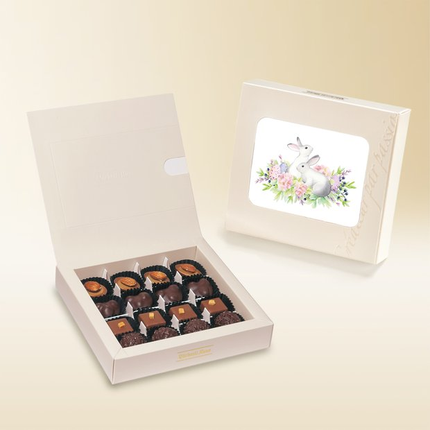 Praline Assortment Easter 16 pc.