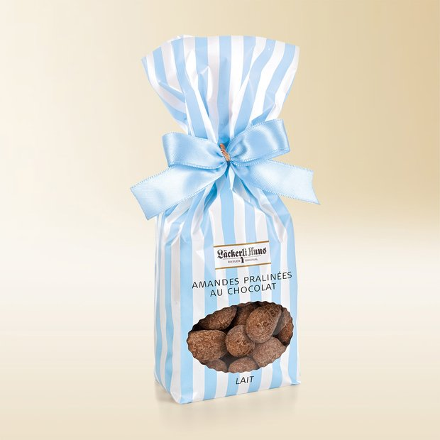 Chocolate-coated roasted almonds 150g