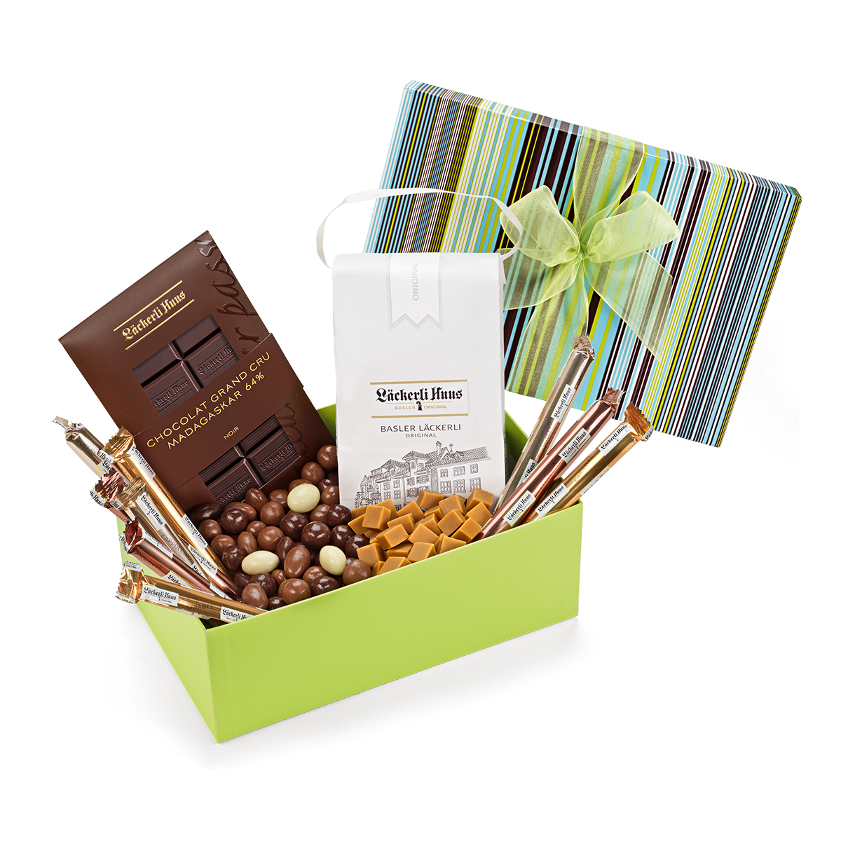 Stripes gift box 865g